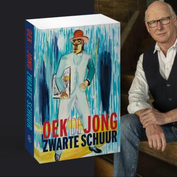 'Zwarte schuur' in de bestsellerlijsten en Boek van de maand september bij DWDD
