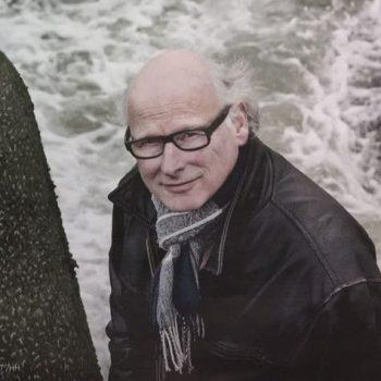 Interview in Trouw over 'Het visioen aan de binnenbaai'