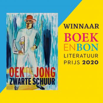 'Zwarte schuur' wint Boekenbon Literatuurprijs 2020